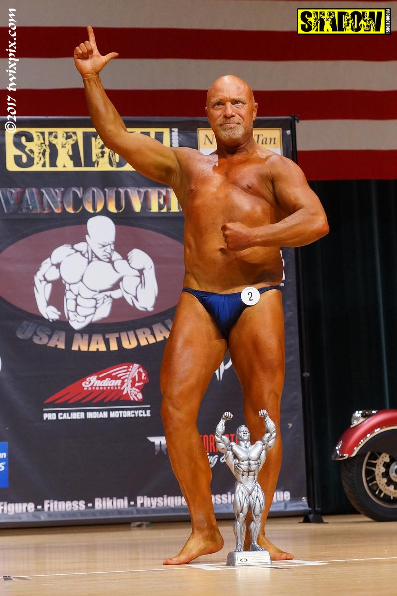 2017 Vancouver USA Natural Championships - Bodybuilding